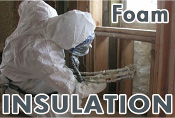 foam insulation in WI